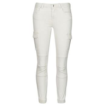 Textil Ženy Cargo trousers  Only ONLMISSOURI Béžová