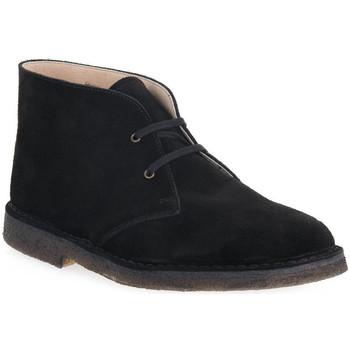 Boty Muži Kotníkové boty Isle NERO DESERT BOOT Nero