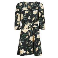 Textil Ženy Krátké šaty Only ONLEVE 3/4 SLEEVE SHORT DRESS WVN Černá