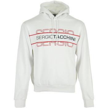 Textil Muži Mikiny Sergio Tacchini Bart Sweater Bílá