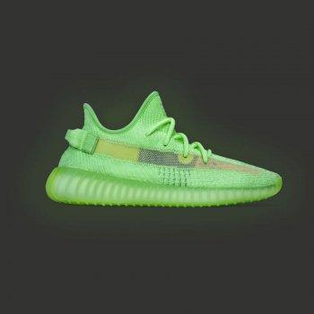 Boty Nízké tenisky adidas Originals Yeezy 350 V2 Glow Glow/Glow/Glow