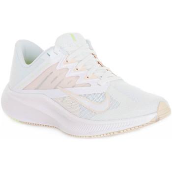 Boty Ženy Nízké tenisky Nike 100 QUEST 3 Bianco