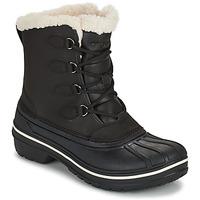 Boty Ženy Kotníkové boty Crocs ALL CAST II BOOT W Černá