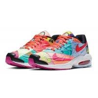 Boty Nízké tenisky Nike Air Max 2 Atmos Black/Bright Crimson