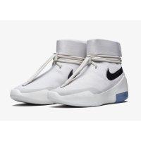 Boty Kotníkové tenisky Nike Air Fear Of God SA Light Bone Light Bone/Black