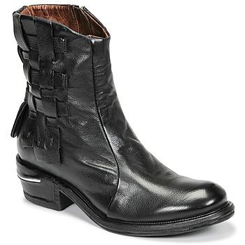 Boty Ženy Kotníkové boty Airstep / A.S.98 IGNIX Černá