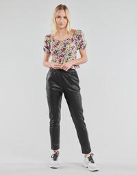 Textil Ženy Kapsáčové kalhoty Yurban OPATI Černá