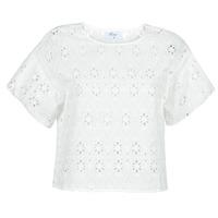 Textil Ženy Halenky / Blůzy Betty London OCHERIE Bílá
