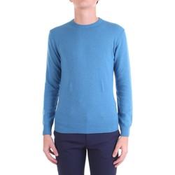 Textil Muži Svetry Bramante D8001 Modrá