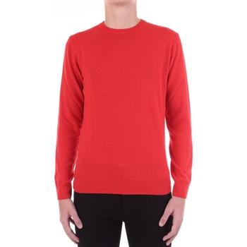 Textil Muži Svetry Bramante D8001 Červená