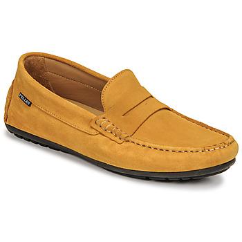 Boty Muži Mokasíny Pellet Cador Žlutá