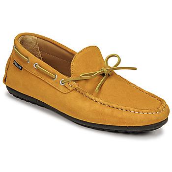 Boty Muži Mokasíny Pellet Nere Žlutá