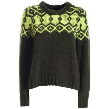 Textil Ženy Svetry Fracomina F120W01020K04501 Zelená
