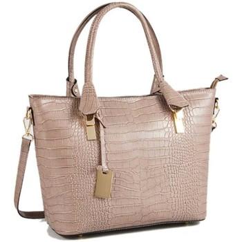 Taška Ženy Velké kabelky / Nákupní tašky Christian Laurier NICO rouge