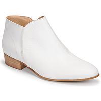 Boty Ženy Kotníkové boty JB Martin AGNES Bílá