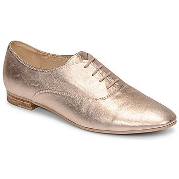Boty Ženy Šněrovací společenská obuv JB Martin CLAP Růžová