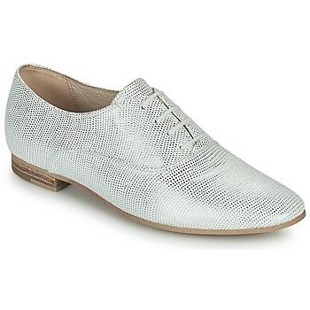 Boty Ženy Šněrovací společenská obuv JB Martin CLAP Bílá