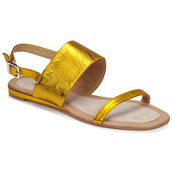 Boty Ženy Sandály JB Martin AVERY Žlutá