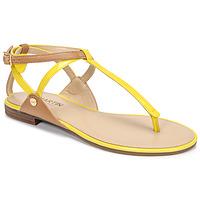 Boty Ženy Sandály JB Martin GENIE Žlutá