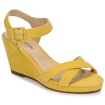 Boty Ženy Sandály JB Martin QUERIDA Žlutá
