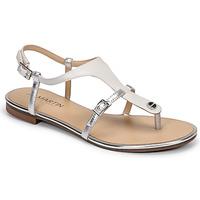 Boty Ženy Sandály JB Martin GAELIA E20 Bílá / Stříbřitá