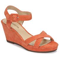 Boty Ženy Sandály JB Martin QUERIDA E20 Oranžová
