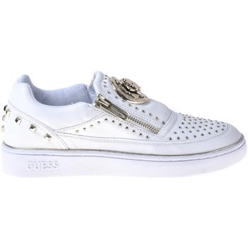 Boty Ženy Nízké tenisky Guess FL5BEE LEA12 Bílý