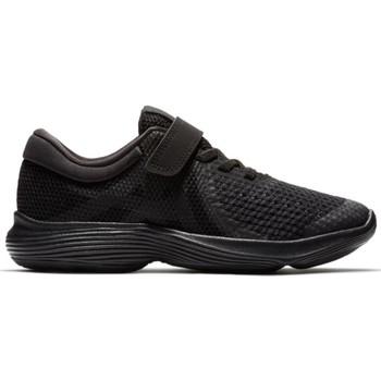 Boty Děti Nízké tenisky Nike 943305 Černá
