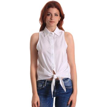 Textil Ženy Halenky / Blůzy Fornarina BE174573CA1609 Bílý