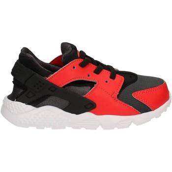 Boty Děti Nízké tenisky Nike 704950 Černá