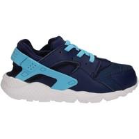 Boty Děti Nízké tenisky Nike 704952 Modrý