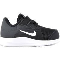 Boty Děti Nízké tenisky Nike 922856 Černá