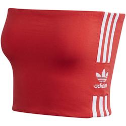 Textil Ženy Halenky / Blůzy adidas Originals FM9866 Červené