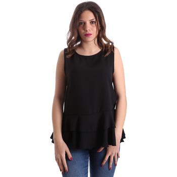 Textil Ženy Halenky / Blůzy Gaudi 911FD45048 Černá