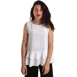 Textil Ženy Halenky / Blůzy Gaudi 911FD45048 Bílý