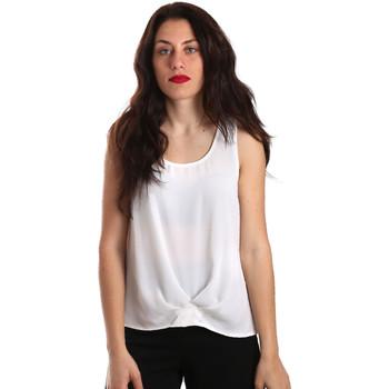 Textil Ženy Halenky / Blůzy Gaudi 911BD45001 Bílý