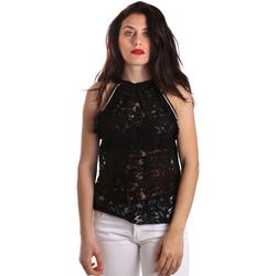 Textil Ženy Halenky / Blůzy Gaudi 911BD45026 Černá