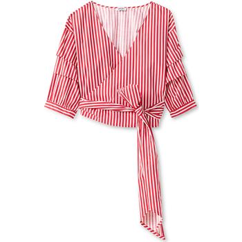 Textil Ženy Halenky / Blůzy Liu Jo F19024T4037 Červené