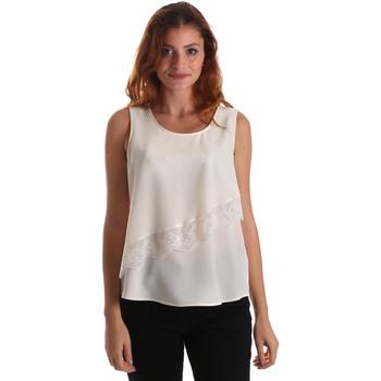 Textil Ženy Halenky / Blůzy Liu Jo W69236 T8552 Bílý