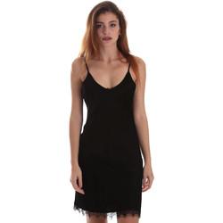 Textil Ženy Krátké šaty Fracomina FR19FM599 Černá