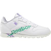 Boty Děti Nízké tenisky Reebok Sport DV9603 Bílý