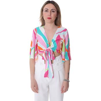 Textil Ženy Halenky / Blůzy Fracomina FR20SP519 Bílý