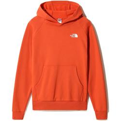 Textil Muži Mikiny The North Face NF0A2ZWU Oranžový