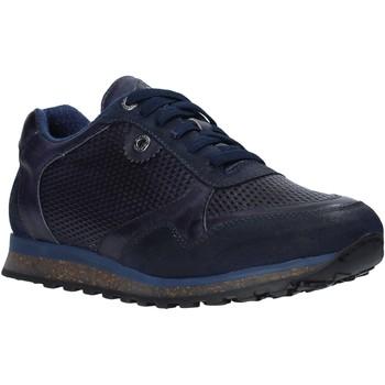Boty Muži Nízké tenisky Exton 340 Modrý
