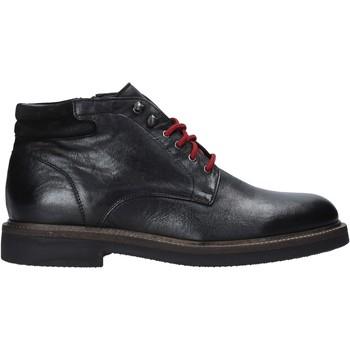 Boty Muži Kotníkové boty Exton 852 Černá
