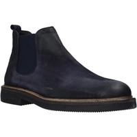 Boty Muži Kotníkové boty Exton 850 Modrý