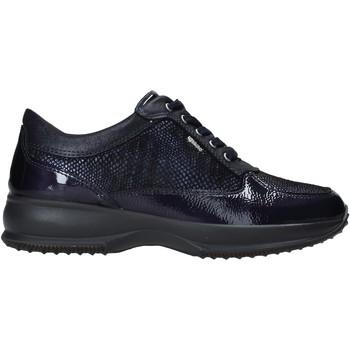 Boty Ženy Nízké tenisky IgI&CO 6163722 Modrý