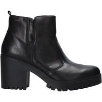 Boty Ženy Kotníkové boty IgI&CO 6160700 Černá