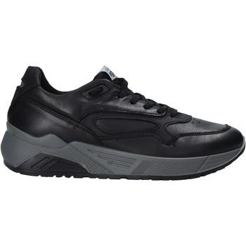 Boty Muži Nízké tenisky IgI&CO 6142400 Černá