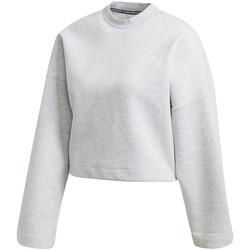 Textil Ženy Mikiny adidas Originals FR5115 Šedá